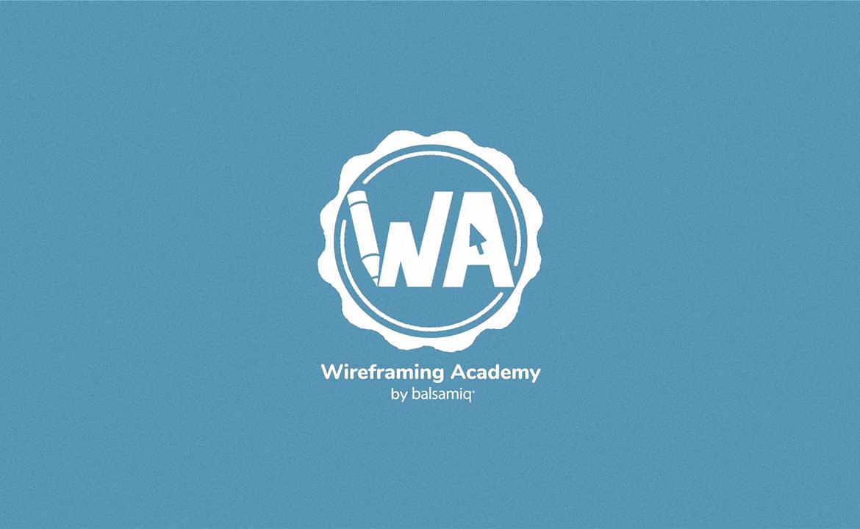 Wireframing Academy
